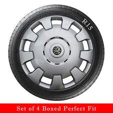 15 Inch Vauxhall Badged  Astra Meriva Corsa - Combo  Wheel Trims Set Of  4 New