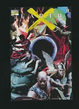 Earth X #1, Variant Cover, High Grade