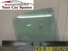 Mitsubishi Carisma Door Window Glass 5 Door Hatchback Driver Side Rear