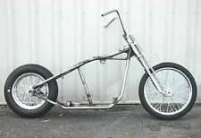 Kraft Tech Chopper Bobber Rigid Hardtail Frame Springer Rolling Chassis Harley
