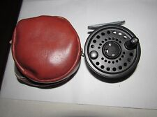 excellent scientific anglers system 1 678 trout fly fishing reel + pouch
