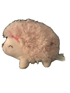 Carter's Just One You Musical Wind Up Pink Hedgehog Stuffed Plush Animal NWOT
