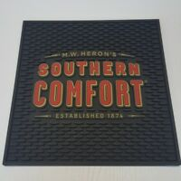SOUTHERN COMFORT SOCO RUBBER BAR MAT RUNNER PUB/BAR/MANCAVE BRAND NEW ITEM
