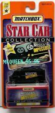 MATCH BOX MISSION IMPOSSIBLE STAR CAR COLLECTION SURVEILLANCE VAN