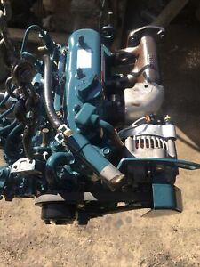 kubota D 722 engine from carryall mini truck diesel