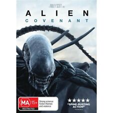 ALIEN:Covenant-Michael Fassbender-Region 4-New AND Sealed