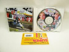 PC-Engine SCD F1 CIRCUS SPECIAL Pole to Winwith Spine Card * Grafx Japan Game pe