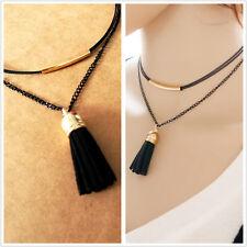 Vintage Black Velvet Retro Choker Collar Bib Necklace Charm Pendant Jewelrys to
