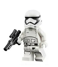 LEGO Star Wars First Order Stormtrooper Minifig With Blaster - Set 75139 75256