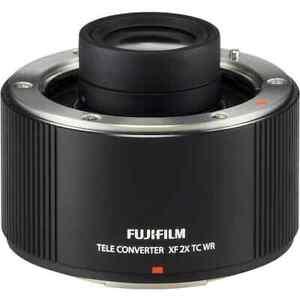 Fujifilm XF 2x Tele Converter (WeatherResistant) for 50-140 mm and 100-400mm Len