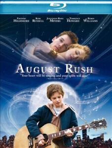 August Rush [Blu-ray] [Blu-ray] - DVD - Free Shipping. - New