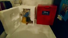 Disney Belle and Beast Moonlight Waltz 25th Anniversary Figurine New Traditions