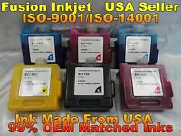NEW 6 Compatible BCI-1421 Cartridges fits Canon W8200PG PIGMENT INK tank