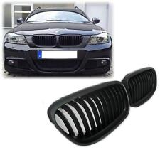 CALANDRE NOIRE HARICOT GRILLES BMW SERIE 3 E91 TOURING LCI 2008-2013 LUXE PACK M