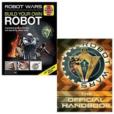 Robot Wars: Build Your Own Robot Manual by James Cooper (Hardback, 2017)