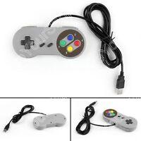 Super Nintendo SNES USB Controller GAME PAD For PC Raspberry Pi 3 RetroPie
