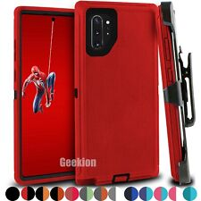 For Samsung Galaxy Note 10 10+ Pro Case Cover Belt Clip Fits Otterbox Defender