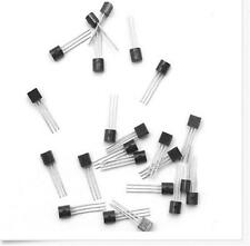 100Pcs 2N3904 TO-92 NPN General Purpose Transistor WCL