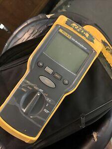 Fluke 1520 MegaOhmMeter Insulation Tester