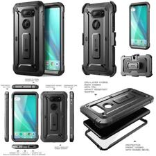 Case FOR LG V30 Supcase Full-Body Rugged Holster Case Built-In Screen Protecto