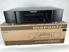 Marantz CD6006 Black Schwarz hifi high end usb hdmi dolby iphone reproductor