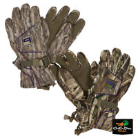 NEW BANDED WOMENS WHITE RIVER INSULATED CAMO BLIND GLOVES DUCK HUNTING B2070002