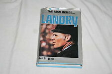Tom Landry by Bob St. John (1979, Hardcover)