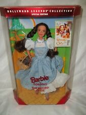 1996 Wizard Of Oz Barbie As Dorothy. Holltwood Legends Collection. #12701 Nice.