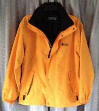 Kolon Sport Orange Gore-Tex Jacket Size Medium 95cm Made in Korea