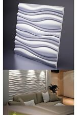 ABS Wall Stone Moulds Cement Bricks Paving Mold Home Garden Former Diy