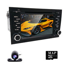 """for Audi A4 S4 RS4 Car Stereo 2 DIN Radio DVD 7"""" GPS System MP3 Reverse Camera"""