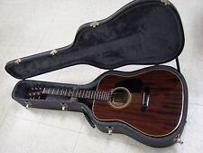 Vintage Takamine Lawsuit F-349 Japan MIJ Acoustic Guitar w/ Case - Martin D17 VG