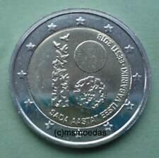 Estland 2 Euro Gedenkmünze 2018 Republik Euromünze commemorative coin