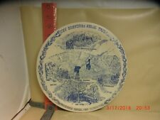 VERNON KILNS NEW HAMPSHIRE AERIAL TRAMWAY PLATE - MADE FOR THE TRAM