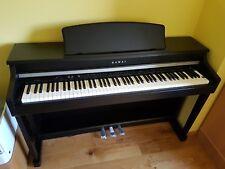Digitalpiano Kawai CN-34 Satin Black mit Klavierbank Black * wie NEU