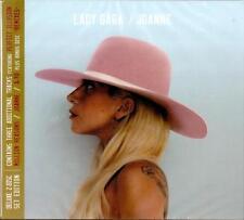 LADY GAGA JOANNE 2CD BONUS REMIXES New Sealed DELUXE