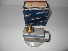 Honeywell Limit Switch Micro Switch BZV6-2RQ NOS
