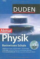 Duden. Basiswissen Schule. Physik Abitur: 11. Klasse bis... | Buch | Zustand gut