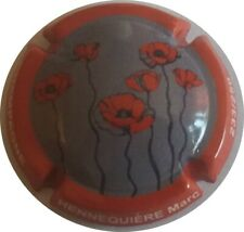 BELLE CAPSULE CHAMPAGNE HENNEQUIERE MARC COQUELICOTS NUMEROTE 250EX NEWS