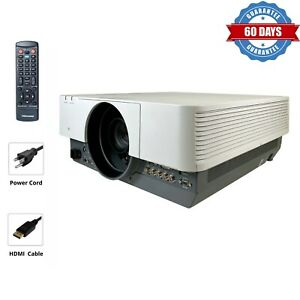 7000 ANSI 3LCD Projector for External Monitor DICOM Medical Training w/Bundle