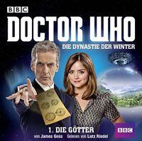JAMES GOSS - DOCTOR WHO: DIE DYNASTIE DER WINTER TEIL 1-DIE  2 CD NEU