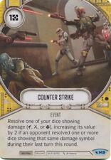 2x Counter Strike - Common - #149  - NM - SW Destiny LEGACIES