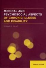 Medical and Psychosocial Aspects of Chronic Illness and Disability-ExLibrary