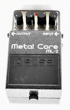 BOSS METAL CORE ML-2 PEDAL