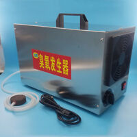 2in1 1~10g Ozone Generator Water Purifier Air Disinfector Disinfection Machine