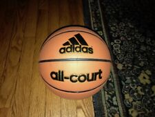 Brand New Adidas All Court Synthetic Leather Official Basketball