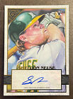 2020 Topps Gallery #121 Sheldon Neuse RC Rookie Card Oakland A's Auto Autograph. rookie card picture