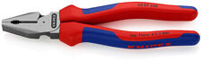 Knipex High Leverage Combination Pliers 200MM Comfort Grips