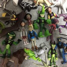5X Wild Kratts Collection Action Figure Toy -Send At Random
