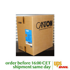 Canton AS 85.2 SC Active Subwoofer (Walnut)
